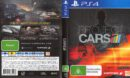 Project Cars (Australia) PS4 Cover