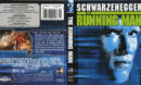 The Running Man (1987) Blu-Ray cover & label