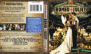 Romeo & Juliet (1996) Blu-Ray Cover & Label