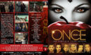 Once Upon a Time - Season 3 R1 Custom DvD Cover & labels