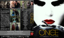 Once Upon a Time - Season 5 R1 Custom DVD Cover & Labels