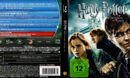 HARRY POTTER UND DIE HEILIGTUMER DES TODES TEIL 1 (2010) (GERMAN) BLU-RAY COVER & LABELS