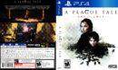 A Plague Tale: Innocence (NTSC) PS4 Cover