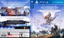 Horizon: Zero Dawn Complete Edition (NTSC) PS4 Cover