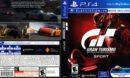 Gran Turismo Sport (NTSC) PS4 Cover