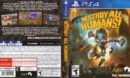 Destroy All Humans! (NTSC) PS4 Cover