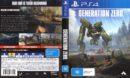Generation Zero (Australia) PS4 Cover