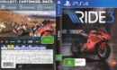 Ride 3 (PAL) PS4 Cover