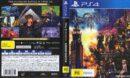 Kingdom Hearts III (Australia) PS4 Cover