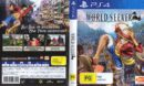 One Piece: World Seeker (Australia) PS4 Cover