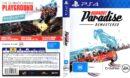 Burnout Paradise Remastered (Australia) PS4 Cover