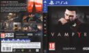 Vampyr (PAL) PS4 Cover