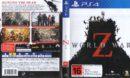 World War Z (Australia) PS4 Cover