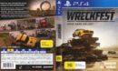 Wreckfest (Australia) PS4 Cover