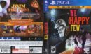 We Happy Few Deluxe Edition (NTSC) PS4 Cover