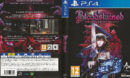 Bloodstained - Ritual of The Night (PAL) PS4 Cover