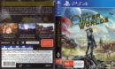 The Outer Worlds (Australia) PS4 Cover