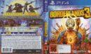 Borderlands 3 (Australia) PS4 Cover