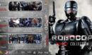 RoboCop Trilogy Collection Custom Blu-Ray Cover