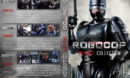 RoboCop Trilogy Collection R1 Custom DVD Cover