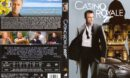 James Bond - 21 - Casino royale (2006) R2 CZ DVD Cover