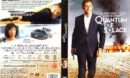James Bond - 22 - Quantum Of Solace (2008) R2 CZ DvD Cover