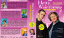 Hetty Winthropp Investigates - The Complete Collection R1 Custom DVD Cover