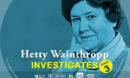 Hetty Winthropp Investigates - Series 3 R1 Custom DVD Labels