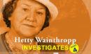 Hetty Winthropp Investigates - Series 4 R1 Custom DVD Labels