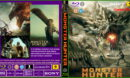 Monster Hunter (2021) RB Custom Bluray Cover & Label