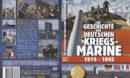 Die Geschichte der deutschen Kriegsmarine 1914-1945 R2 DE DVD Cover