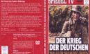 Der Krieg der Deutschen R2 DE DVD Cover