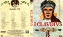 I CLAUDIUS (1976) DVD COVER PT 2 & LABEL