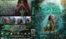 Raya and the Last Dragon (2021) R1 Custom DVD Cover & Label V2