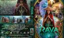 Raya and the Last Dragon (2021) R1 Custom DVD Cover & Label V3