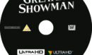 The Greatest Showman UHD Label