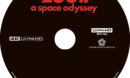 2001: A Space Odyssey UHD Label