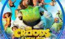 The Croods: A New Age R1 Custom Blu-Ray label
