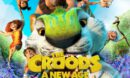 The Croods: A New Age R1 Custom DVD Label
