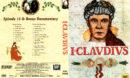 I CLAUDIUS (1976) DVD COVER PT 3 & LABEL