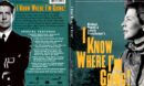 I KNOW WHERE I'M GOING CRITERION COLLECTION (1945) DVD COVER & LABEL