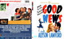 GOOD NEWS (1947) BLU-RAY COVER & LABEL