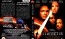 IMPOSTOR (2001) DVD COVER & LABEL