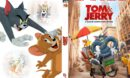Tom and Jerry (2021) Custom Clean DVD Cover