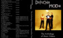 Depeche Mode-The Anthology Of Music Videos 2 DVD Cover