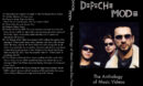 Depeche Mode-The Anthology Of Music Videos 4 DVD Cover
