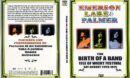 Emerson, Lake & Palmer-The Birth Of A Band-Isle Of Wight 1970 DVD Cover