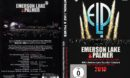 Emerson, Lake & Palmer-Welcome Back My Friends DVD Cover