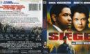 The Siege (1998) Blu-Ray Covr & Label