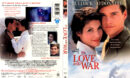 IN LOVE AND WAR (1999) DVD COVER & LABEL